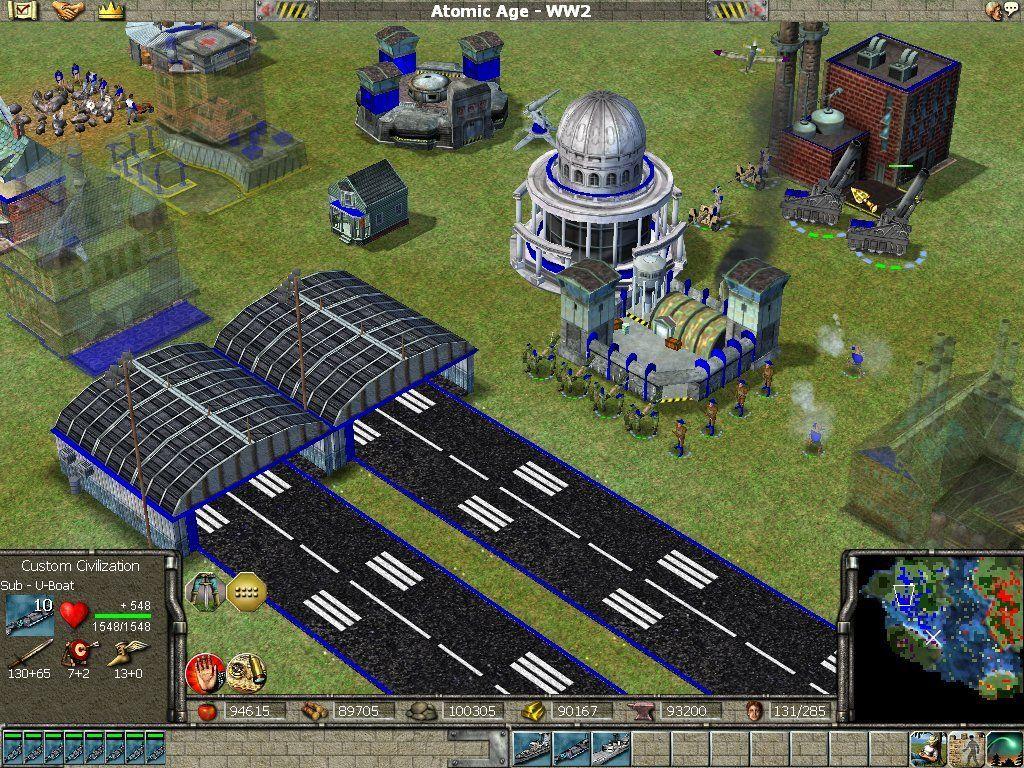 Empire-Earth