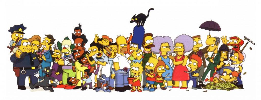 Simpsons_cast