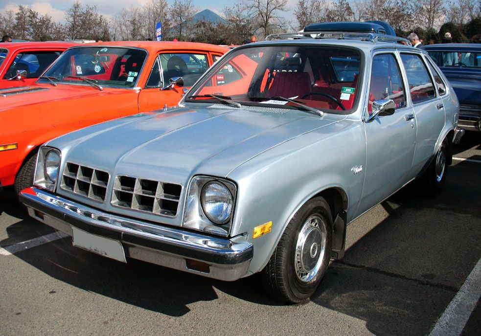 1978_Chevrolet_Chevette_5dr_in_Chile