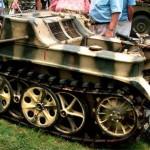 Немецкий военный мотоцикл