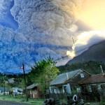 Chile Volcano Eruption