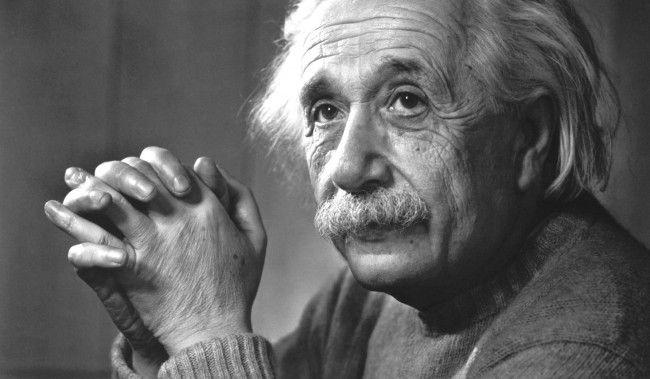 Альберт Эйнштен