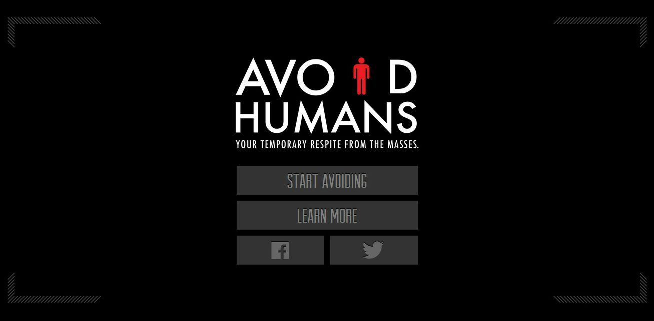 avoidhumans