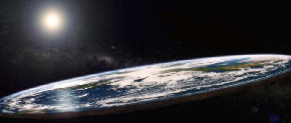 плоская земля