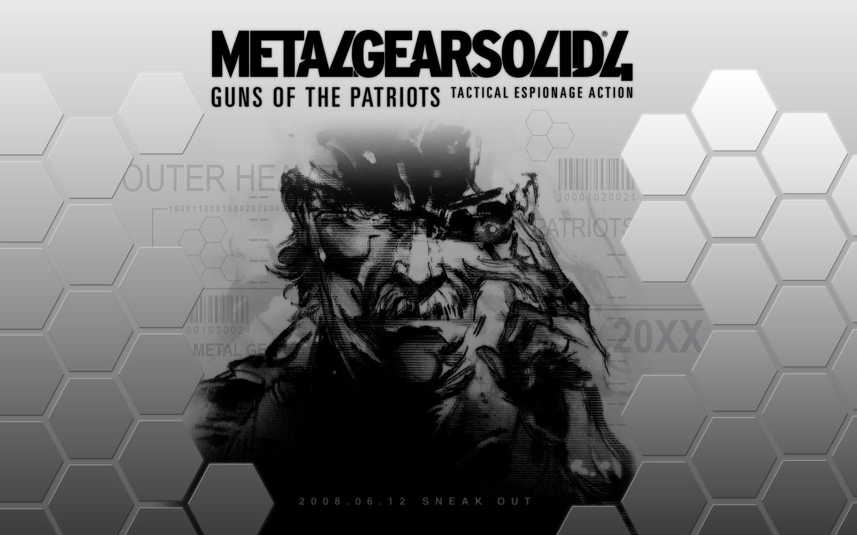Metal Gear Solid - Guns of the Patriots