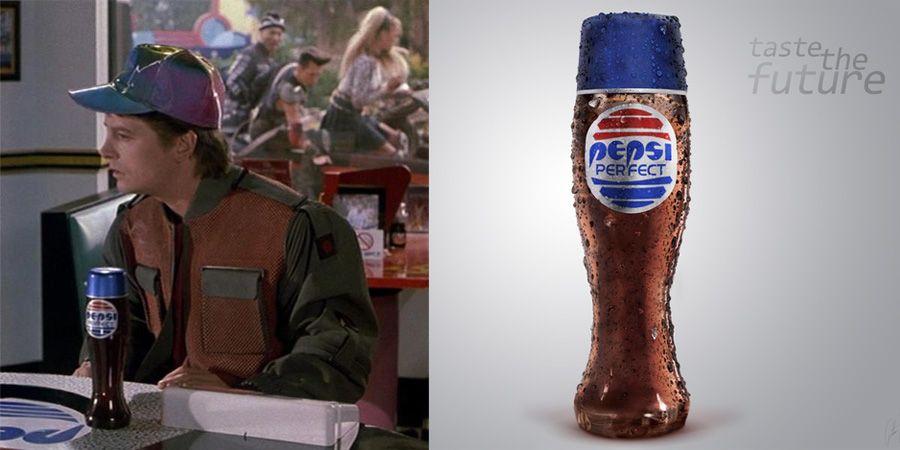 пепси назад в будущее