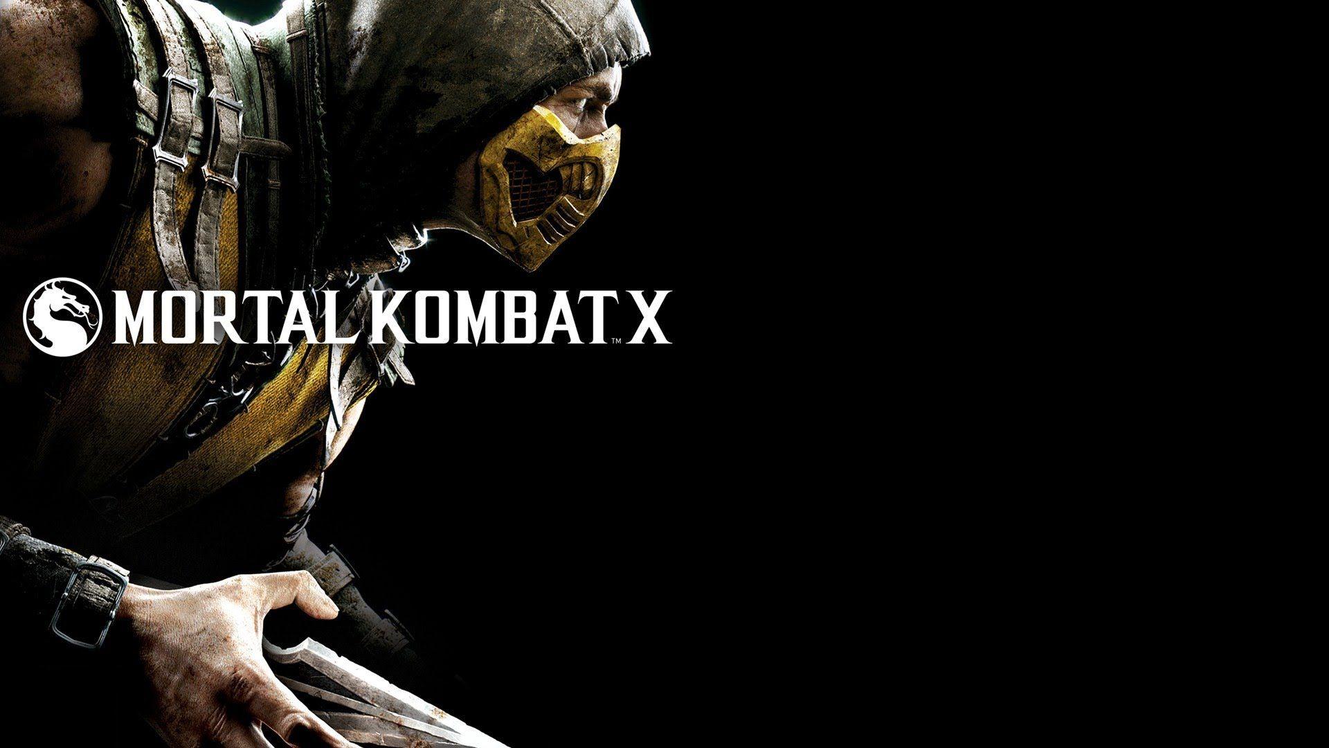 Игры для двоих на одном ноутбуке. Mortal Kombat X