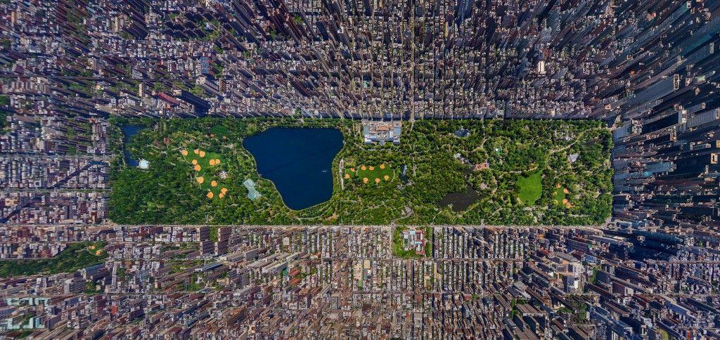 центральный парк манхэттен