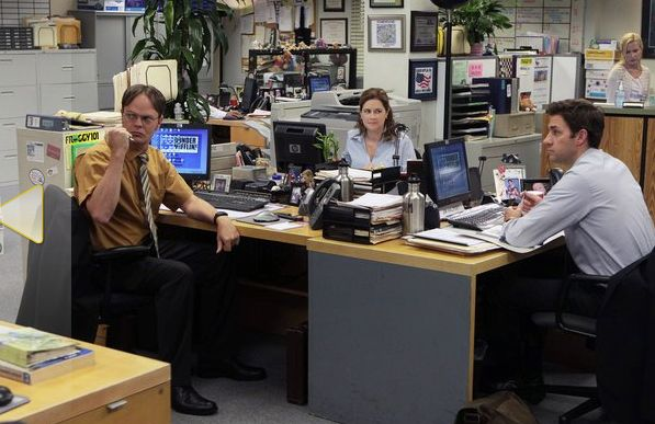 офис коллектив