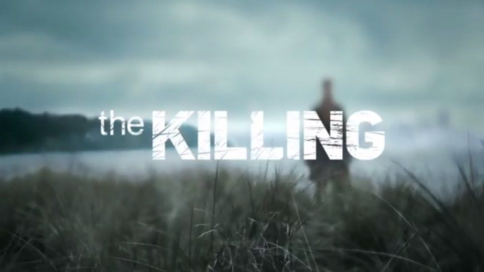 убийство сериал