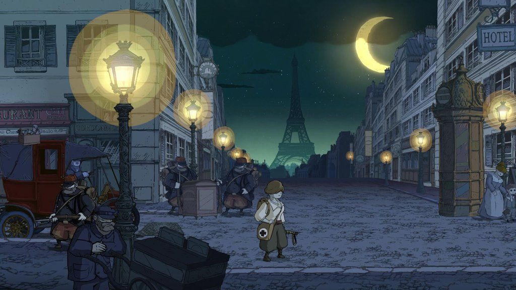 Valiant Hearts: The Great War обои