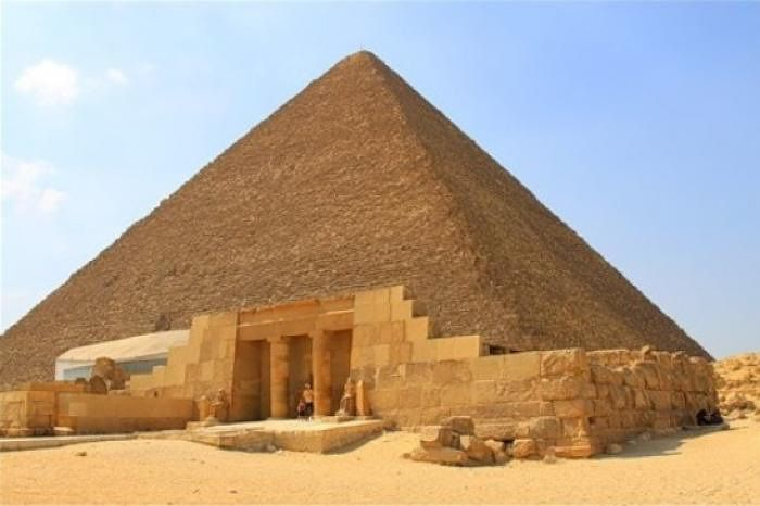 пирамида в гизе