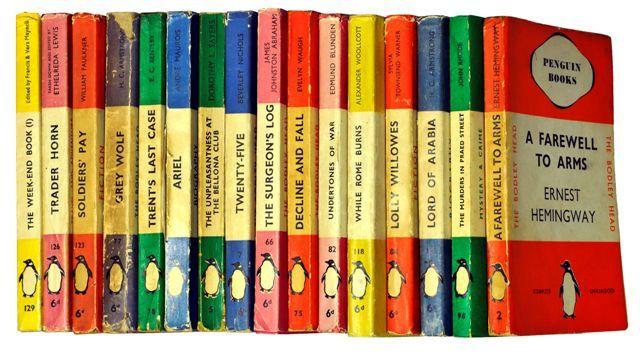 книги в гибком переплете