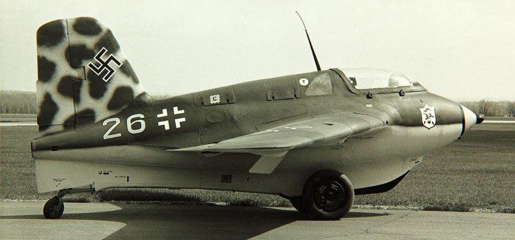 Messerschmitt Me.163 Komet