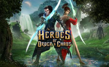 Heroes of Order and Chaos обои