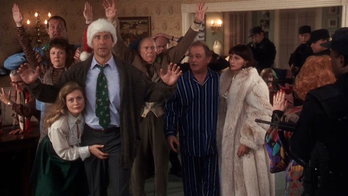 Рождественские каникулы