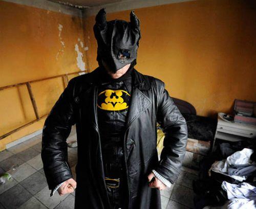 словацкий Бэтмен