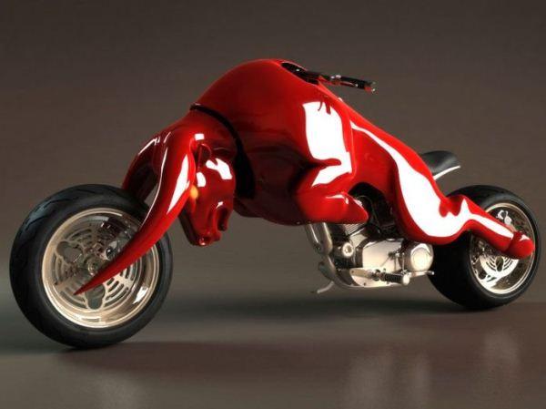 """Этот байк заставил меня отказаться от идеи написания поста о """"Самых красивых мотоциклах"""" Т_Т"""