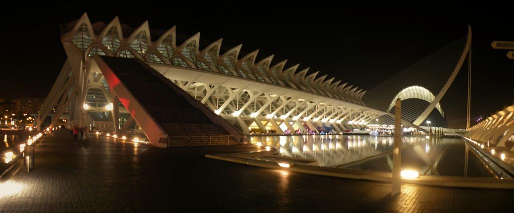 El_Museu_de_les_Ciencies_Principe_Felipe.Valencia