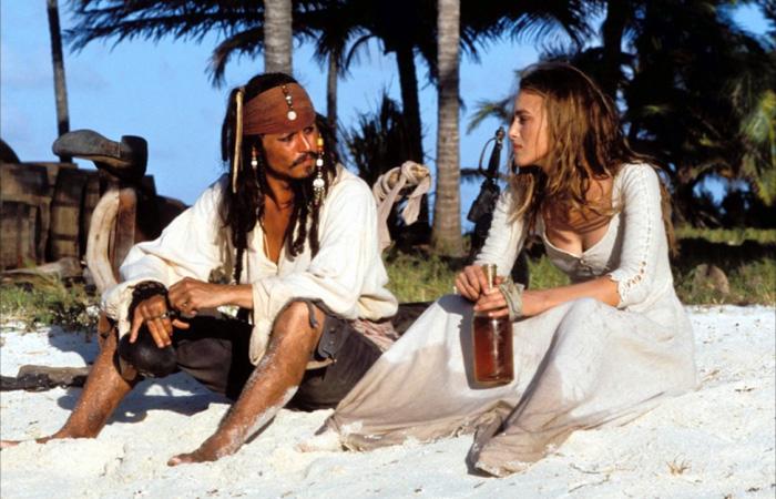 Пираты Карибского моря, Кира Найтли