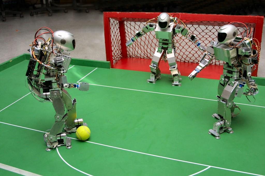 роботы на олимпийских играх