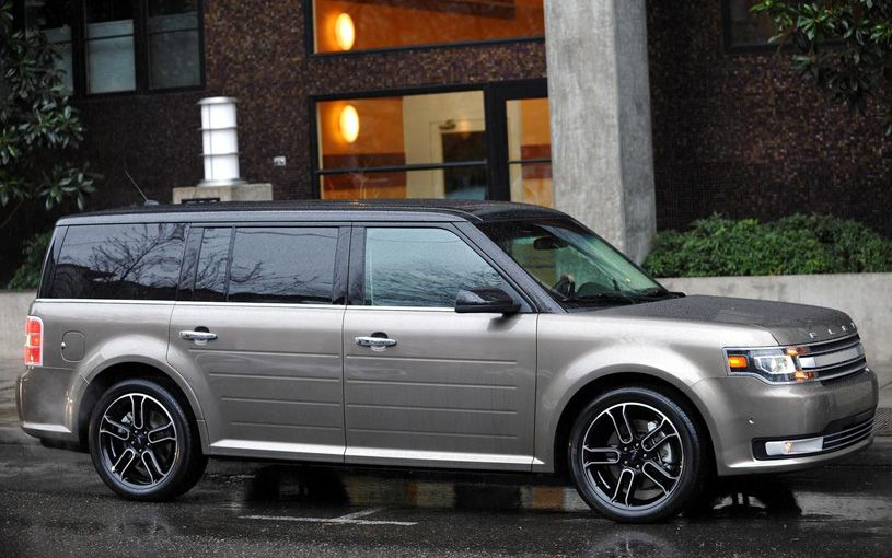 Автомобили, которые в 2014 году продавались хуже всех