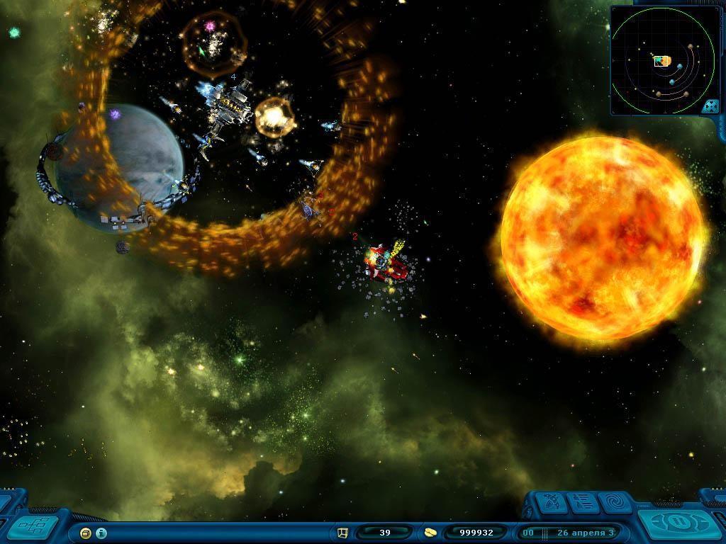 космические рейнджеры: доминаторы