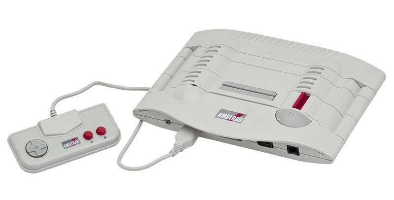 консоль Amstrad GX4000