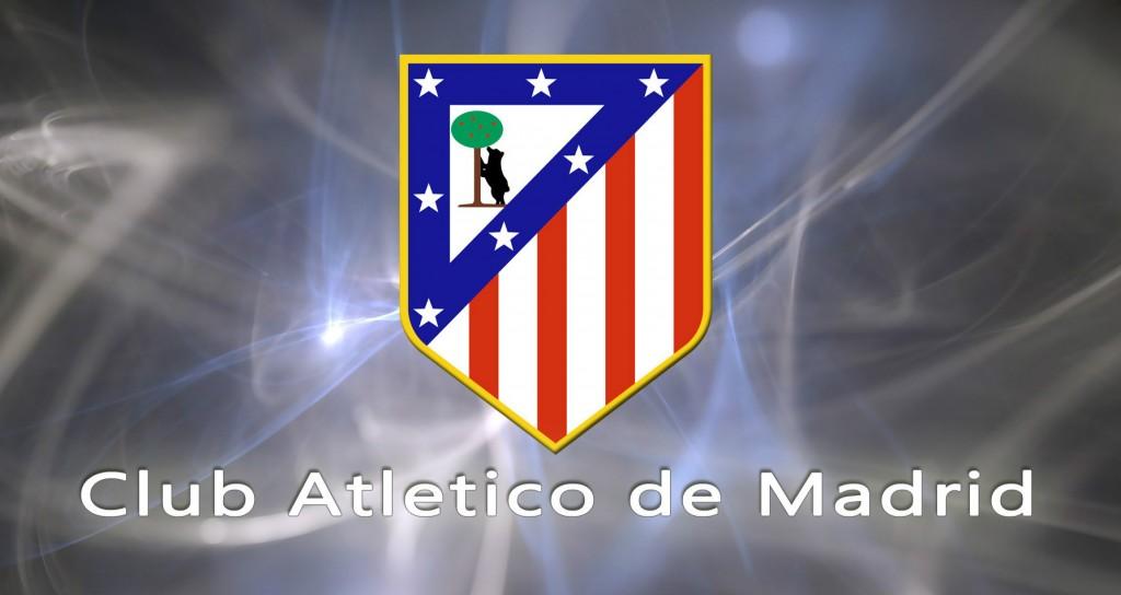 Эмблема футбольного клуба Atletico de Madrid