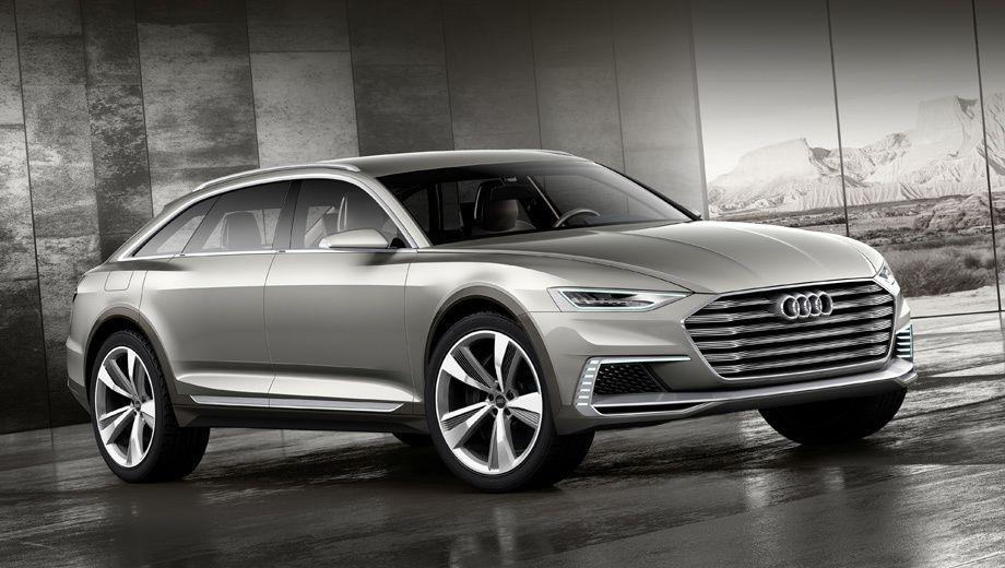 Концепт кар от Audi - модель Prologue