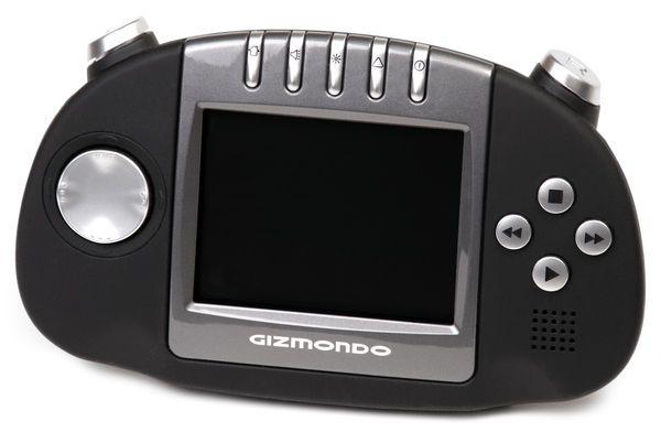 Игровая консоль Gizmondo