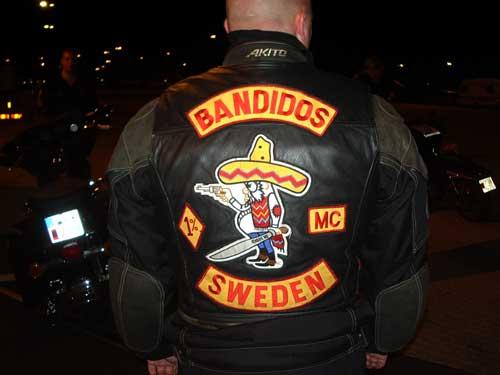 Банда байкеров Bandidos