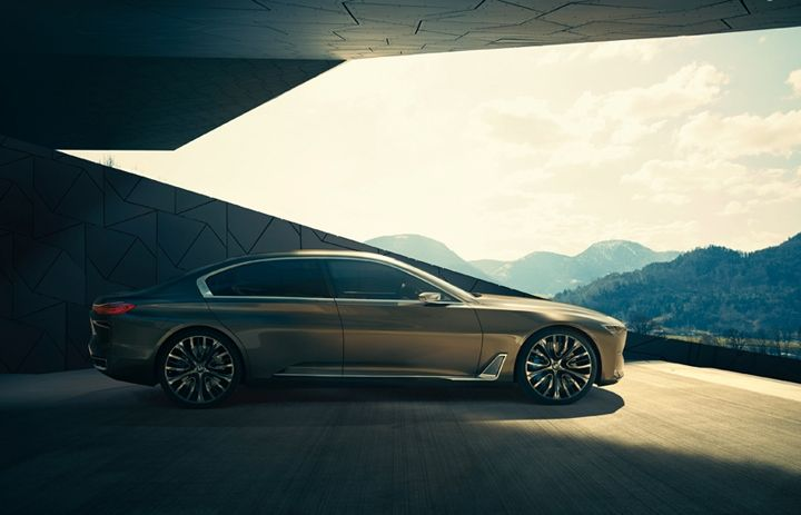 Концепт-кар BMW Vision Future Luxury