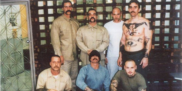 Aryan Brotherhood (AB) - одна из самых опасных банд мира