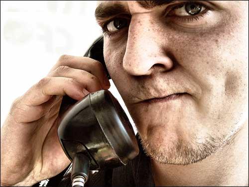 Длительное ожидание при телефонном разговоре