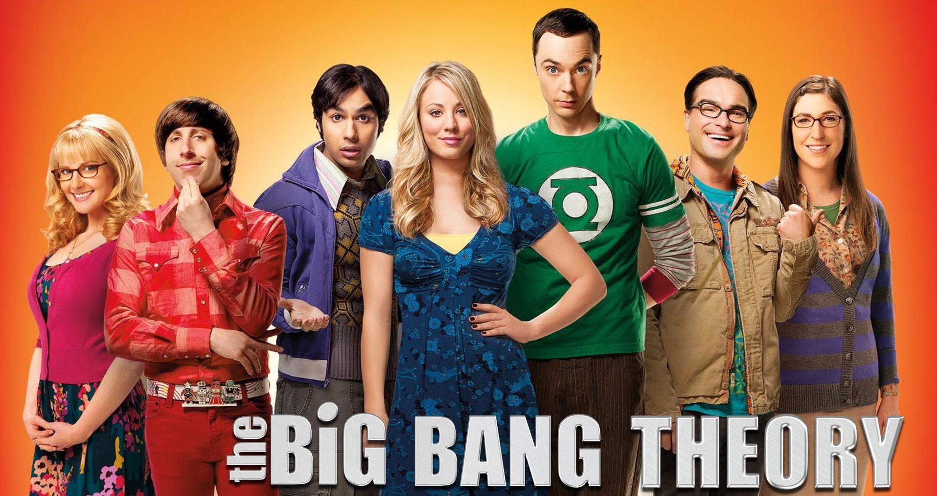 сериал теория большого взрыва, лучшие серии