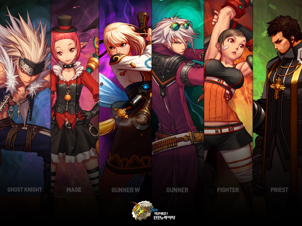 Игра Dungeon Fighter Online