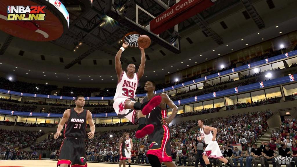 Баскетбольный симулятор NBA2KOL