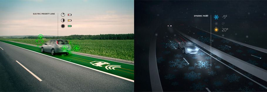 умное шоссе