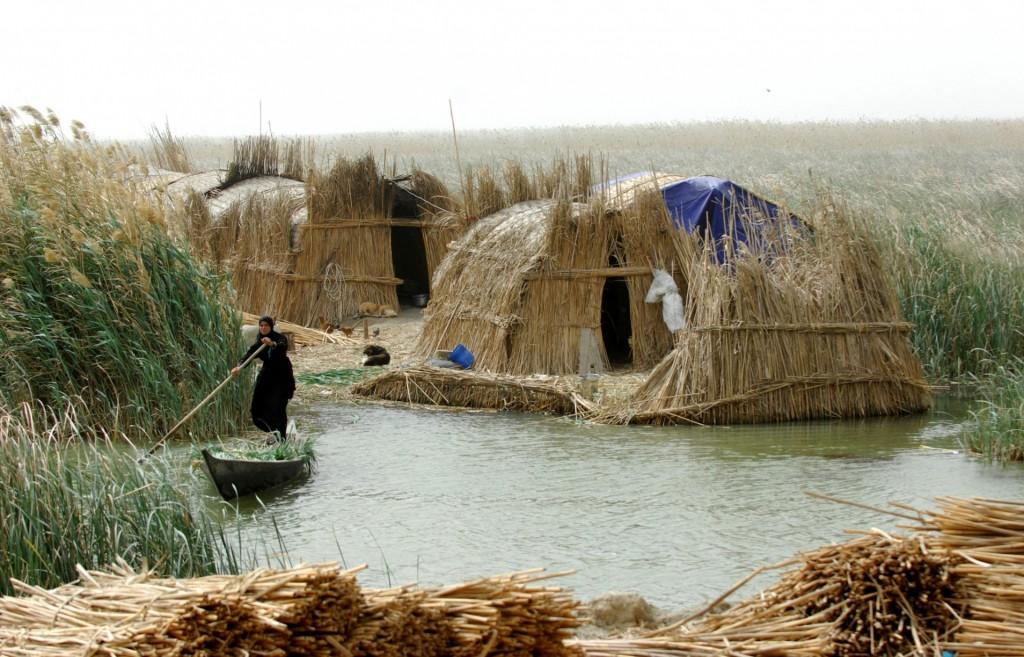 болотные арабы ирак фотоконкурс