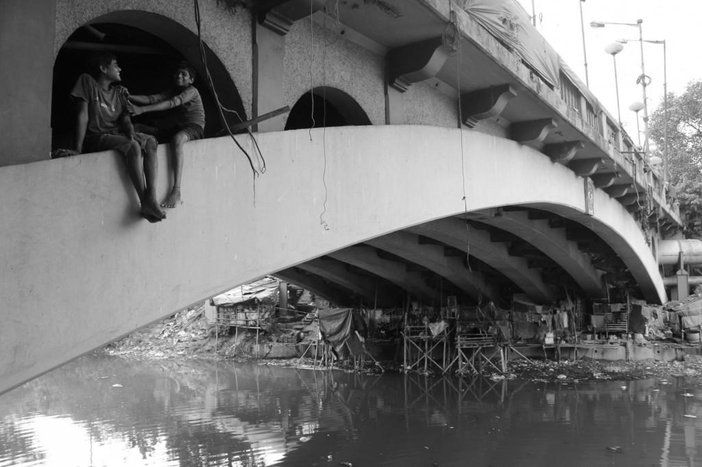 жизнь под мостом калькутта фотоконкурс