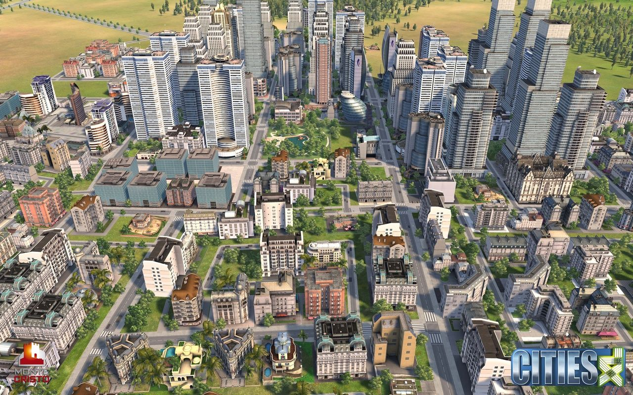 экономическая игра с постройкой города