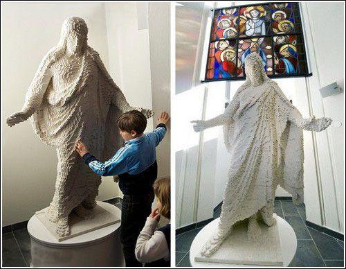 иисус из лего