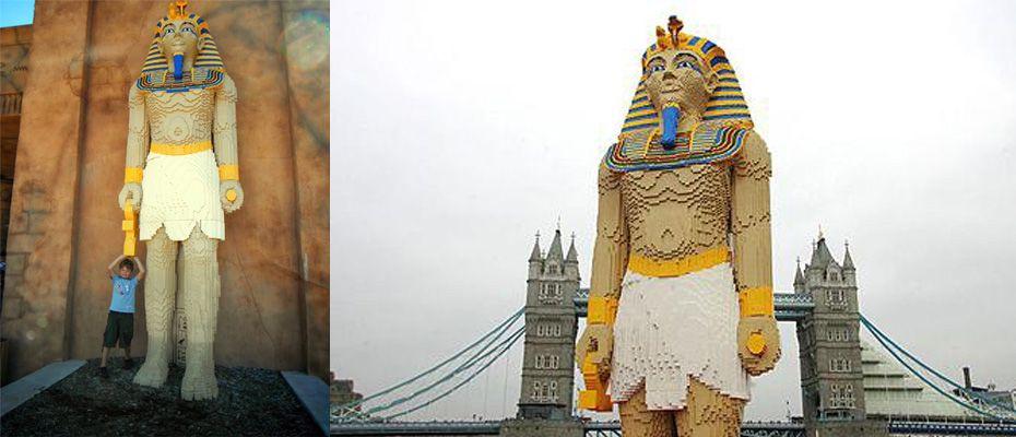 фараон лего