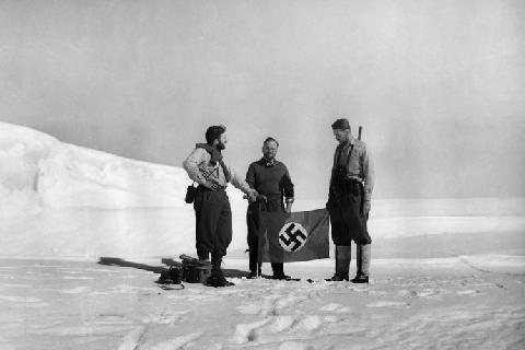 экспедиция гитлера в антарктиду