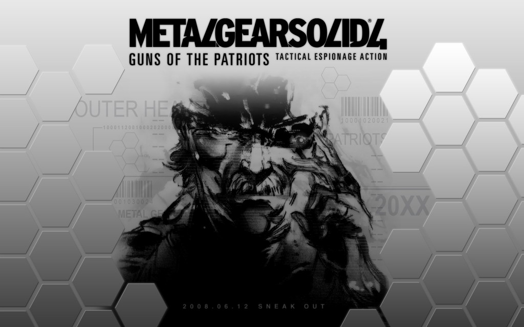 Metal Gear Solid - Guns of the Patriots