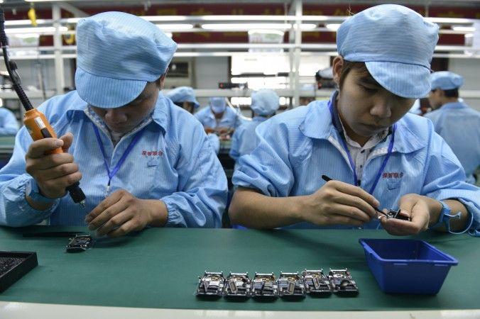 китайцы и электроника
