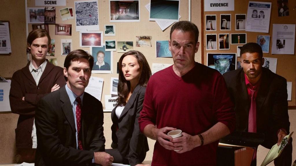 мыслить как преступник детективы