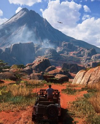 Скриншоты новой игры Uncharted 4: Путь вора