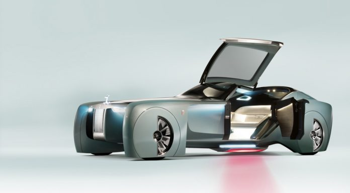 концепт-кар rolls-royce-vision